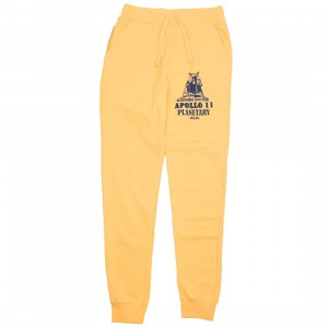 Billionaire Boys Club Men Club Sweatpants (yellow / beeswax)