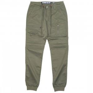 Billionaire Boys Club Men Crater Pants (green)
