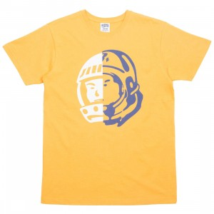 Billionaire Boys Club Men Spacewalk Tee (yellow / beeswax)