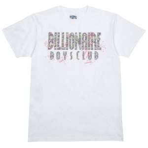 Billionaire Boys Club Men Constellations Knit Tee (white)