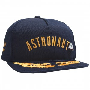 Billionaire Boys Club Legends Snapback Cap (blue)