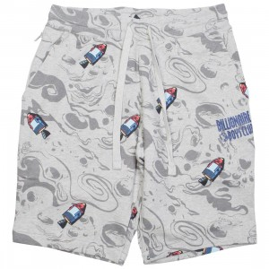 Billionaire Boys Club Men Regolith Shorts (gray / heather)