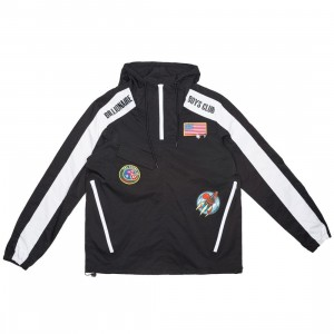 Billionaire Boys Club Men BB Tech Jacket (black)