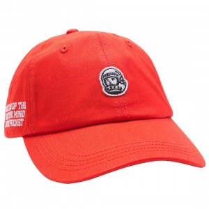 Billionaire Boys Club HM Dad Cap (red)