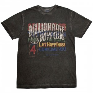 Billionaire Boys Club Men Stargazer Knit Tee (black)