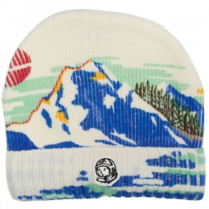 Billionaire Boys Club BB Scully Beanie (white)