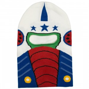 Billionaire Boys Club Balaclava Face Mask (white)