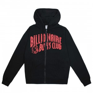 Billionaire Boys Club Men Warmth Zip Hoody (black)