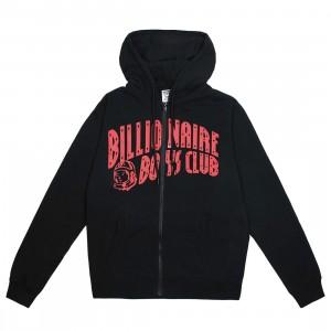 Billionaire Boys Club Men Warmth Zip Hoody (black)