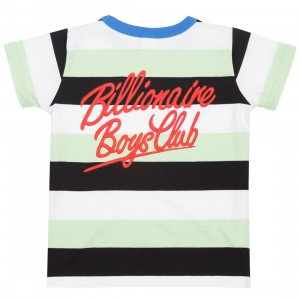 Billionaire Boys Club Youth Astro Knit Tee (black / green)