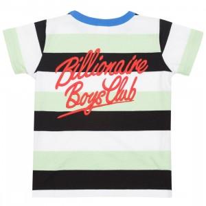 Billionaire Boys Club Youth Astro Knit Tee (black / green)