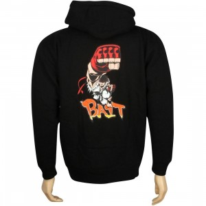 BAIT x Street Fighter Ryu Shoryuken Zip Hoody - Tracy Tubera (black)