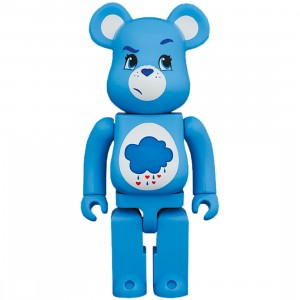 PREORDER - Medicom Care Bears Grumpy Bear 1000% Bearbrick Figure (blue)
