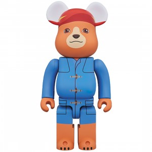 PREORDER - Medicom Paddington 400% Bearbrick Figure (blue)