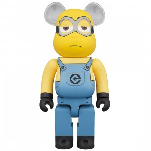 PREORDER - Medicom Despicable Me 3 Minion Kevin 400% Bearbrick Figure (yellow)