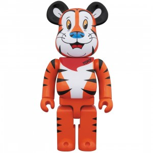 PREORDER - Medicom Kellogg's Tony The Tiger 1000% Bearbrick Figure (orange)