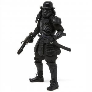 Bandai Meisho Movie Realization Star Wars Onmitsu Shadowtrooper Figure (black)