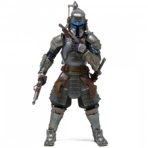 Bandai Meisho Movie Realization Star Wars Ronin Jango Fett Figure (silver)
