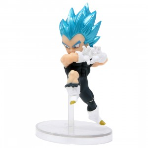 Bandai Dragon Ball Super Dragon Ball Adverge Motion 4 - Super Saiyan God Super Saiyan Vegeta (blue)