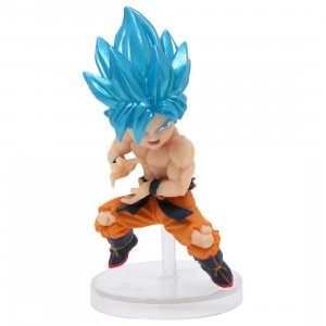 Bandai Dragon Ball Super Dragon Ball Adverge Motion 4 - Super Saiyan God Super Saiyan Goku (blue)