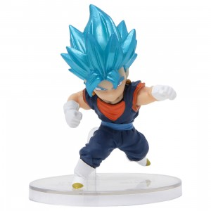 Bandai Dragon Ball Super Dragon Ball Adverge Motion 4 - Super Saiyan God Super Saiyan Vegito (blue)