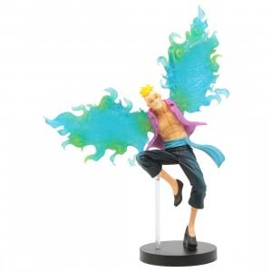 Bandai Ichibansho One Piece Legends Over Time Marco Figure (teal)
