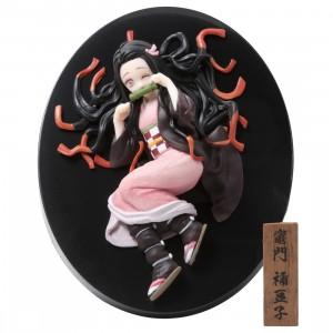 Bandai Ichibansho Demon Slayer Kimetsu no Yaiba Nezuko Kamado Hold The Sword At Dawn Figure (pink)