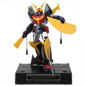Bandai Soul Of Chogokin GX-82 Invincible Steel Man Daitarn 3 F.A. Figure (navy)