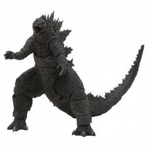 Bandai S.H. MonsterArts Godzilla King Of The Monsters Godzilla 2019 Figure (black)