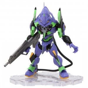 Bandai NXEDGE Style Evangelion EVA-01 Test Type Figure (purple)