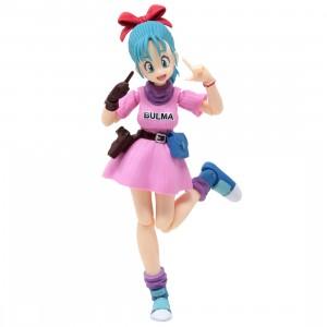 Bandai S.H.Figuarts Dragon Ball Bulma Adventure Begins Figure (pink)