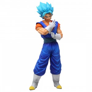 Bandai Ichiban Kuji Dragon Ball Super Saiyan God SS Vegito Extreme Saiyan Figure (blue)