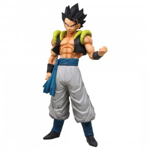 Bandai Ichiban Kuji Dragon Ball Gogeta Extreme Saiyan Figure (black)