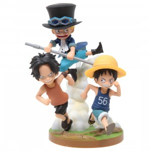 Bandai Ichiban Kuji One Piece The Bonds of Brothers Figure (multi)