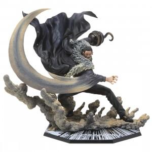 Bandai Figuarts Zero One Piece Extra Battle Sir Crocodile Paramount War Figure (black)