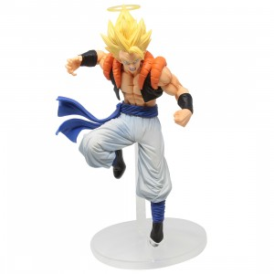 Bandai Ichiban Kuji Dragon Ball Dokkan Battle Gogeta Figure (yellow)