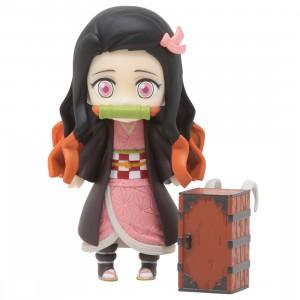 Bandai Figuarts Mini Demon Slayer Kamado Nezuko Figure (pink)