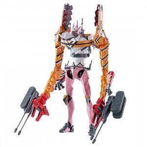 Bandai Robot Spirits Evangelion Type-08 B-ICC Figure (pink)