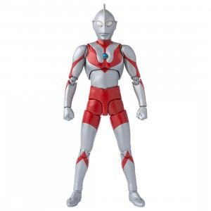 Bandai S.H. Figuarts Ultraman Best Selection Figure (silver)