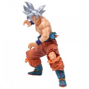 Bandai Ichiban Kuji Dragon Ball Son Goku Ultra Instinct Ultimate Version Figure (silver)