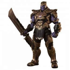 Bandai S.H.Figuarts Avengers Endgame Thanos Final Battle Edition Figure (gold)