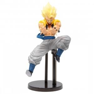 Bandai Ichiban Kuji Dragon Ball Super Saiyan Gogeta Rising Fighters Figure (yellow)