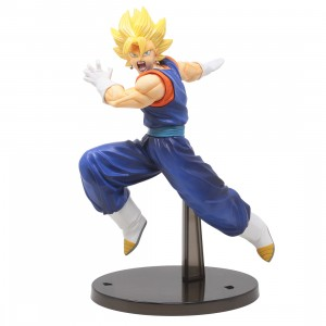 Bandai Ichiban Kuji Dragon Ball Super Vegito Rising Fighters Figure (blue)