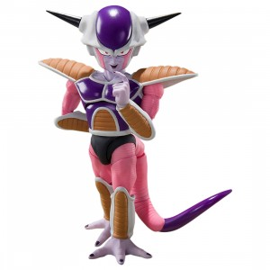 Bandai S.H.Figuarts Dragon Ball Z Frieza First Form And Frieza Pod Set (purple)