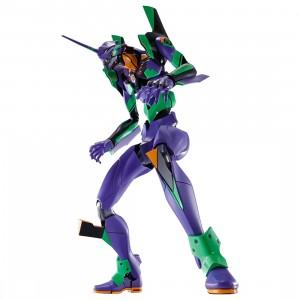 Bandai Dynaction Rebuild of Evangelion Multipurpose Humanoid Decisive Weapon Evangelion Test Type-01 Figure (purple)