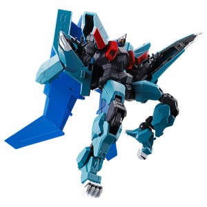 Bandai Soul of Chogokin Super-Animal God Dancouga GX-94 Black Wing Figure (blue)