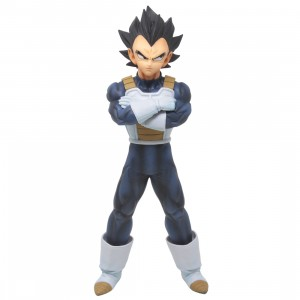 Bandai Ichiban Kuji Dragon Ball Strong Chains Vegeta Figure (blue)