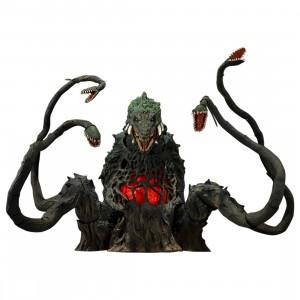 Bandai S.H. MonsterArts Godzilla Vs. Biollante - Biollante Special Color Version Figure (gray)