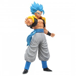 Bandai Ichibansho Dragon Ball Super Gogeta Figure (blue)