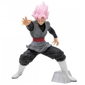 Bandai Ichibansho Dragon Ball Super Super Sayan Rose Goku Black Figure (pink)